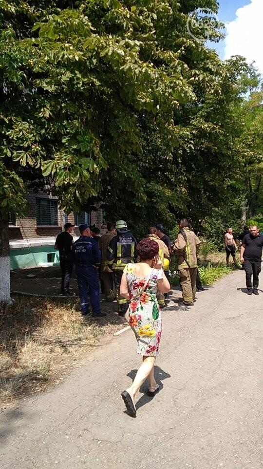 В Мариуполе мужчина с белой горячкой нашел гранату и устроил переполох, - ФОТО, ВИДЕО, фото-3
