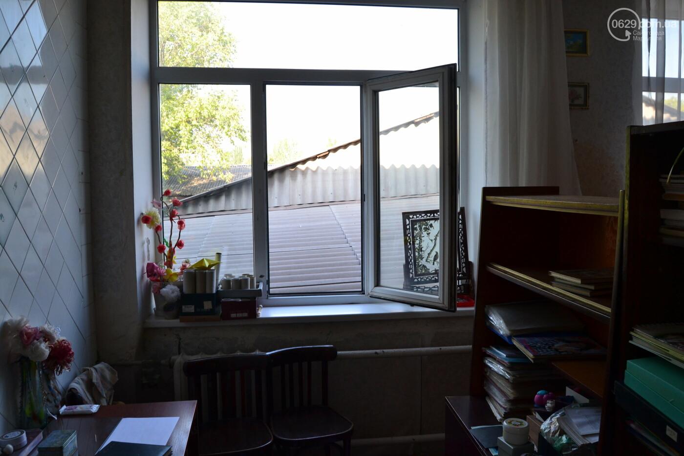 В ОШ№ 9 дети будут учиться в неотремонтированном помещении с выходом на крышу,- ФОТО, ВИДЕО, фото-7
