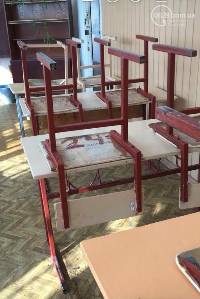 В ОШ№ 9 дети будут учиться в неотремонтированном помещении с выходом на крышу,- ФОТО, ВИДЕО, фото-2