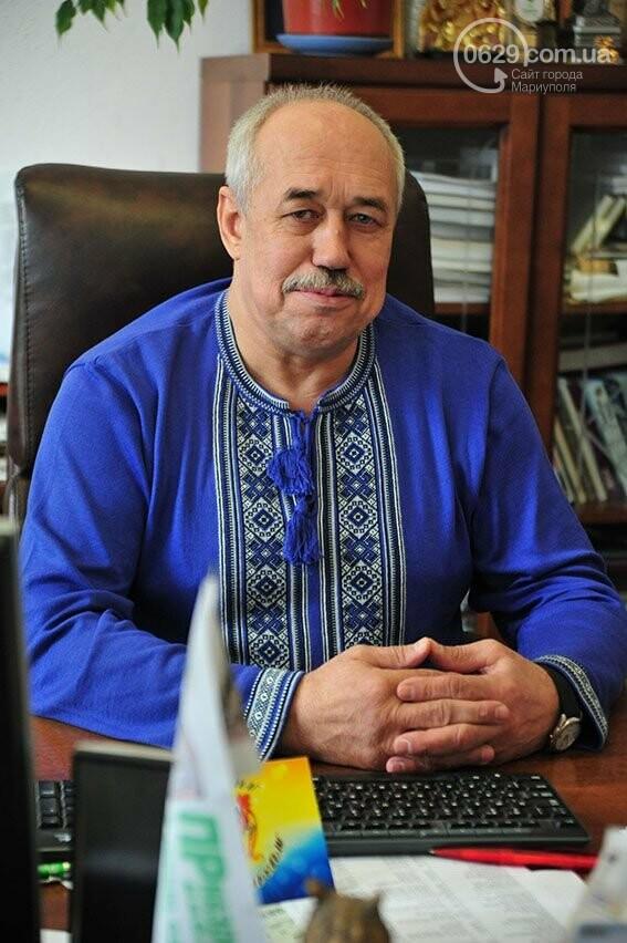 Умер Николай Токарский – человек, много лет руководивший газетой «Приазовский рабочий», фото-1