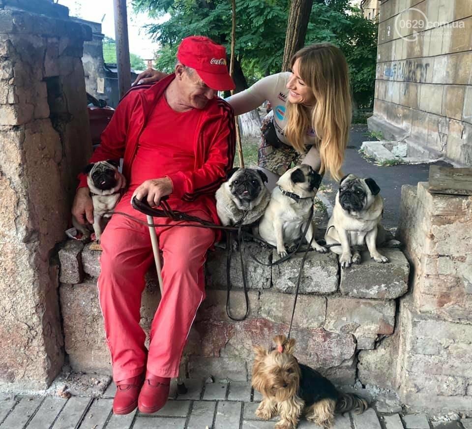 """В Мариуполе известная телеведущая Леся Никитюк снимает  """"Le Маршрутку"""",- ФОТОФАКТ, фото-4"""