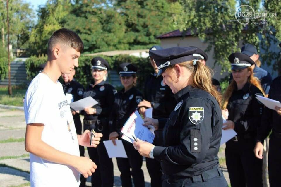 Под Мариуполем готовят помощников для полицейских, - ФОТО, фото-1