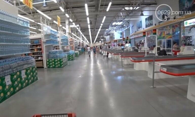 Продукты есть, нет покупателей. Какие цены в супермаркете Донецка, - ФОТО, фото-6