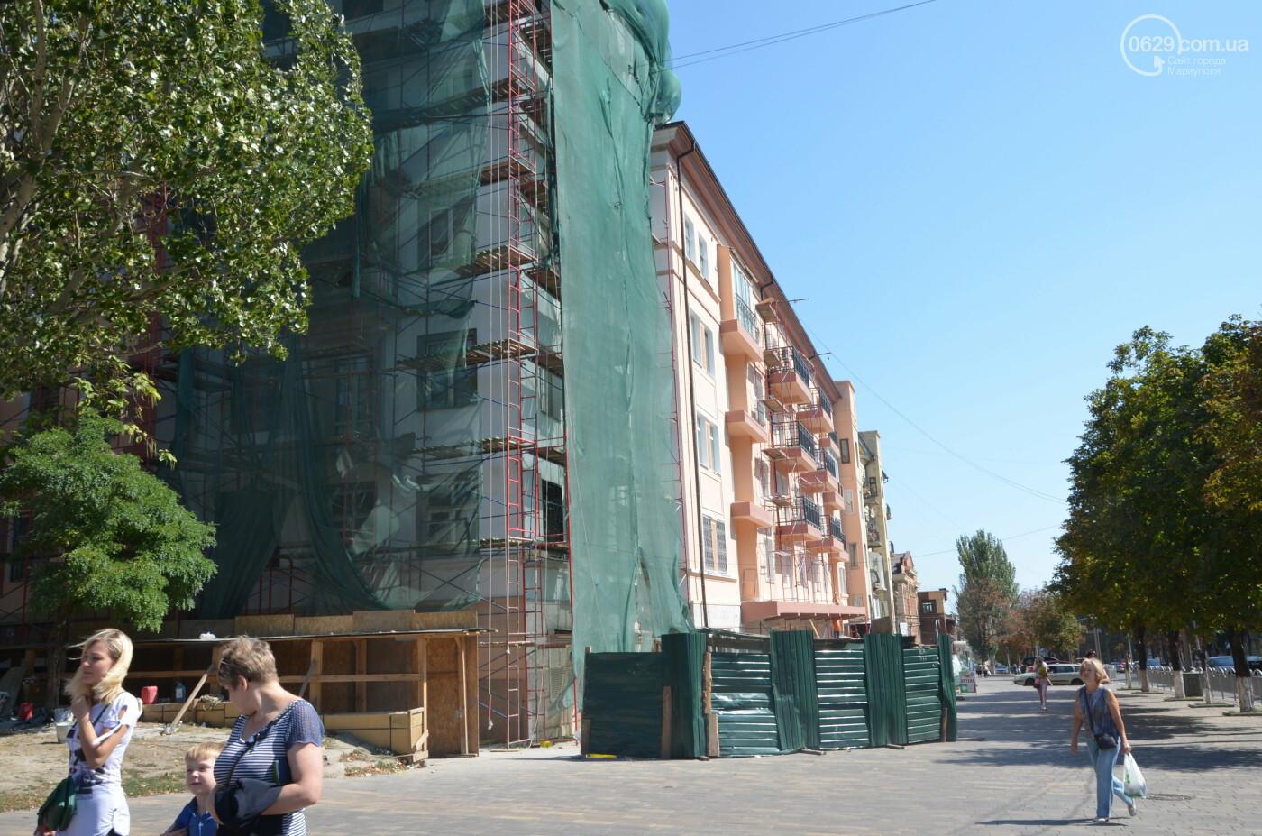 В центре Мариуполя старинный дом может обрушиться в любой момент, - ФОТО, фото-6