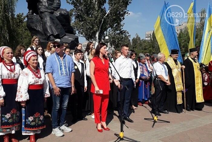 В Мариуполе зазвучал Всеукраинский фестиваль «Українська пісня єднає нас», фото-2