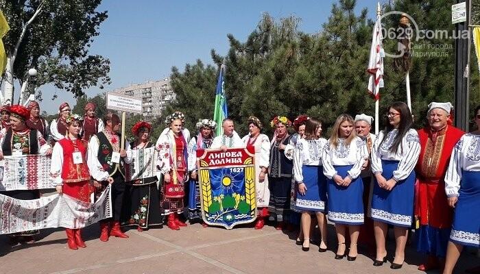 В Мариуполе зазвучал Всеукраинский фестиваль «Українська пісня єднає нас», фото-6