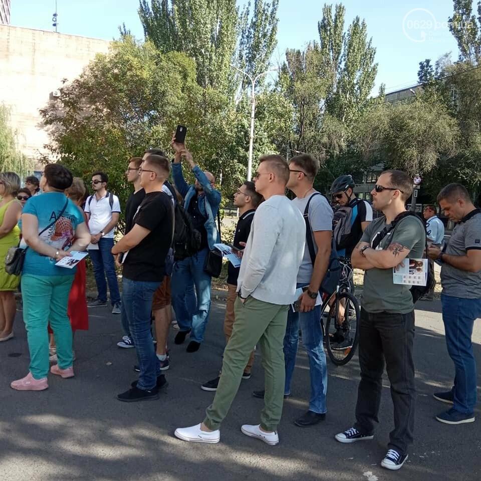 """Первая антикоррупционная: 0629.com.ua провел экскурсию """"Прозрачный Мариуполь"""", - ФОТО, фото-2"""