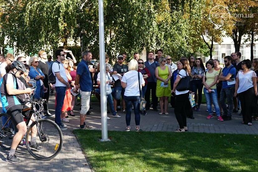 """Первая антикоррупционная: 0629.com.ua провел экскурсию """"Прозрачный Мариуполь"""", - ФОТО, фото-3"""