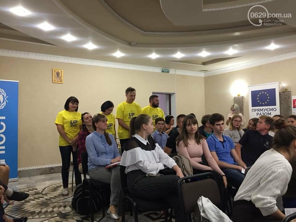 Мариупольской молодежи дадут деньги на реализацию собственных идей, - ФОТО, фото-1