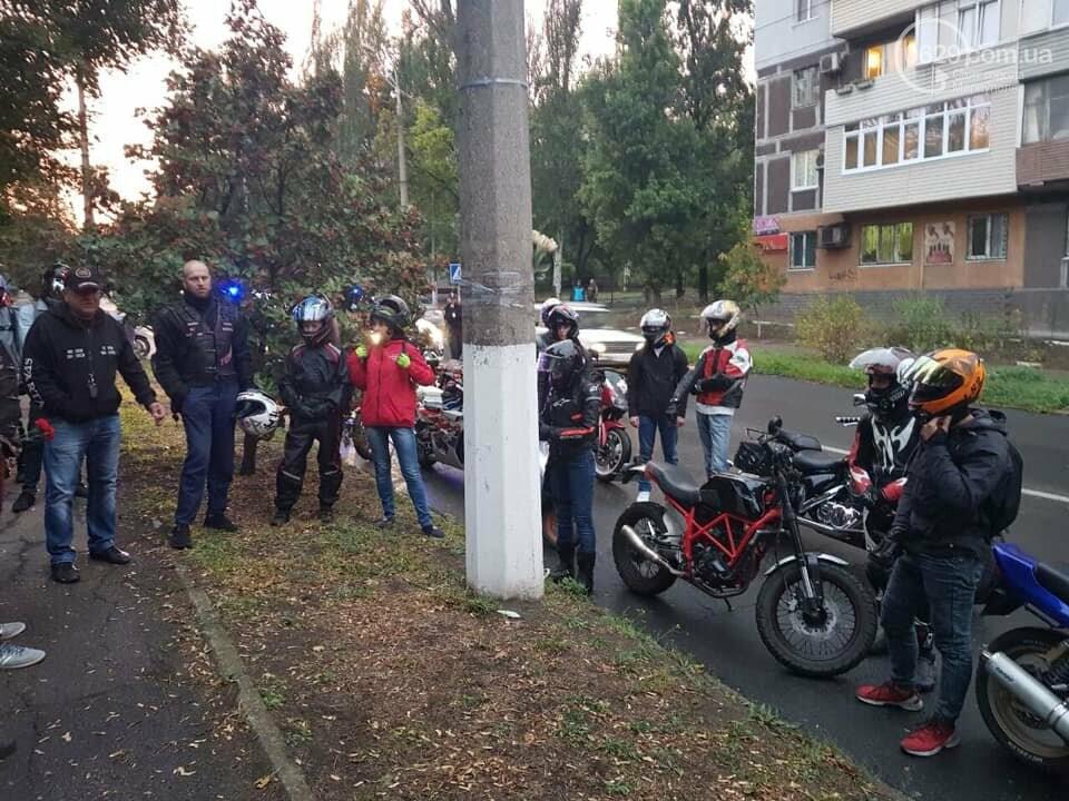 Мариупольские байкеры повесили  памятные таблички в честь погибших братьев,-  ФОТОФАКТ, фото-8