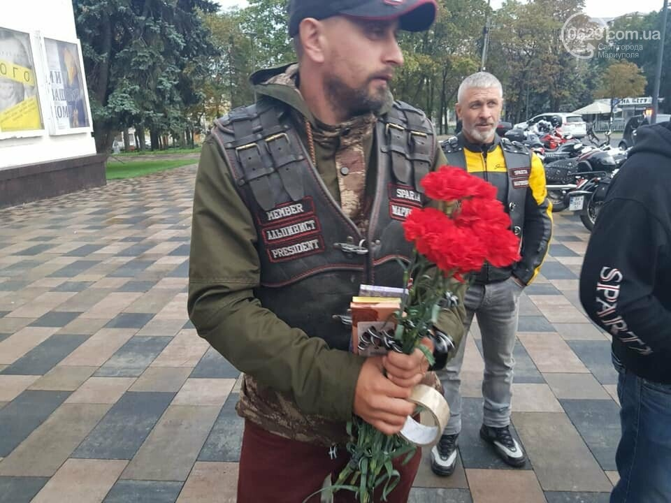 Мариупольские байкеры повесили  памятные таблички в честь погибших братьев,-  ФОТОФАКТ, фото-3