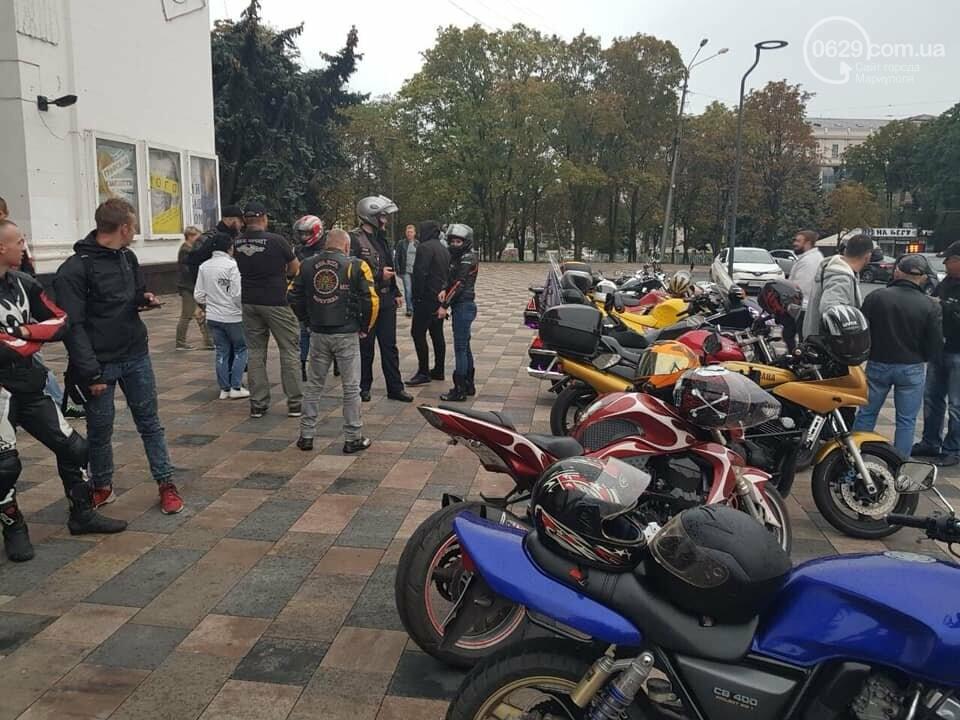 Мариупольские байкеры повесили  памятные таблички в честь погибших братьев,-  ФОТОФАКТ, фото-6