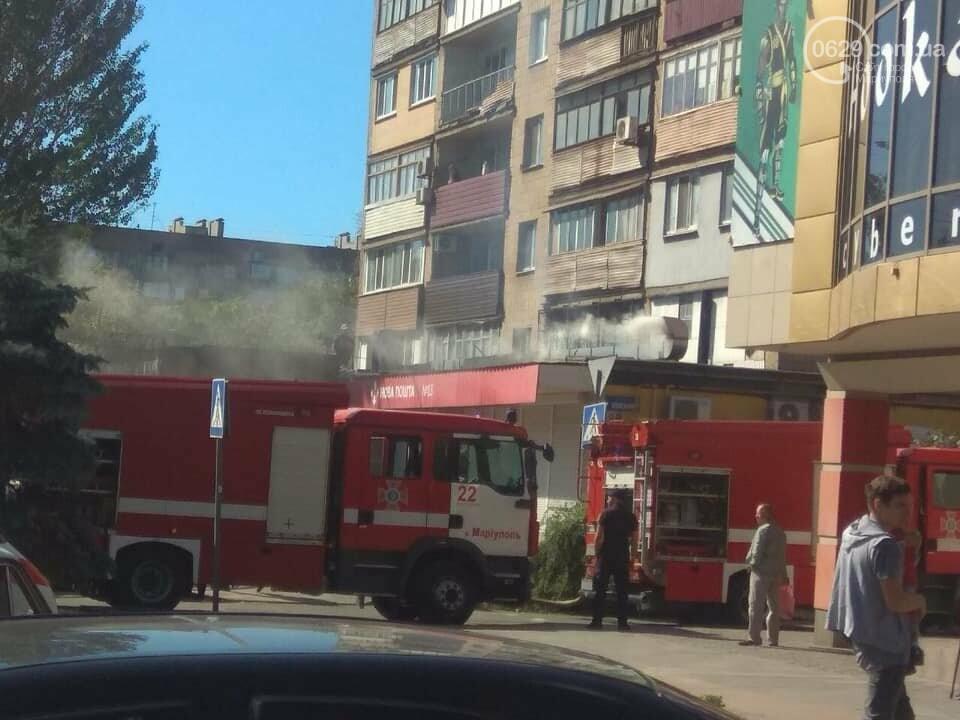 """В Мариуполе горело кафе """"BBQ"""",- ФОТО+ВИДЕО, фото-12"""