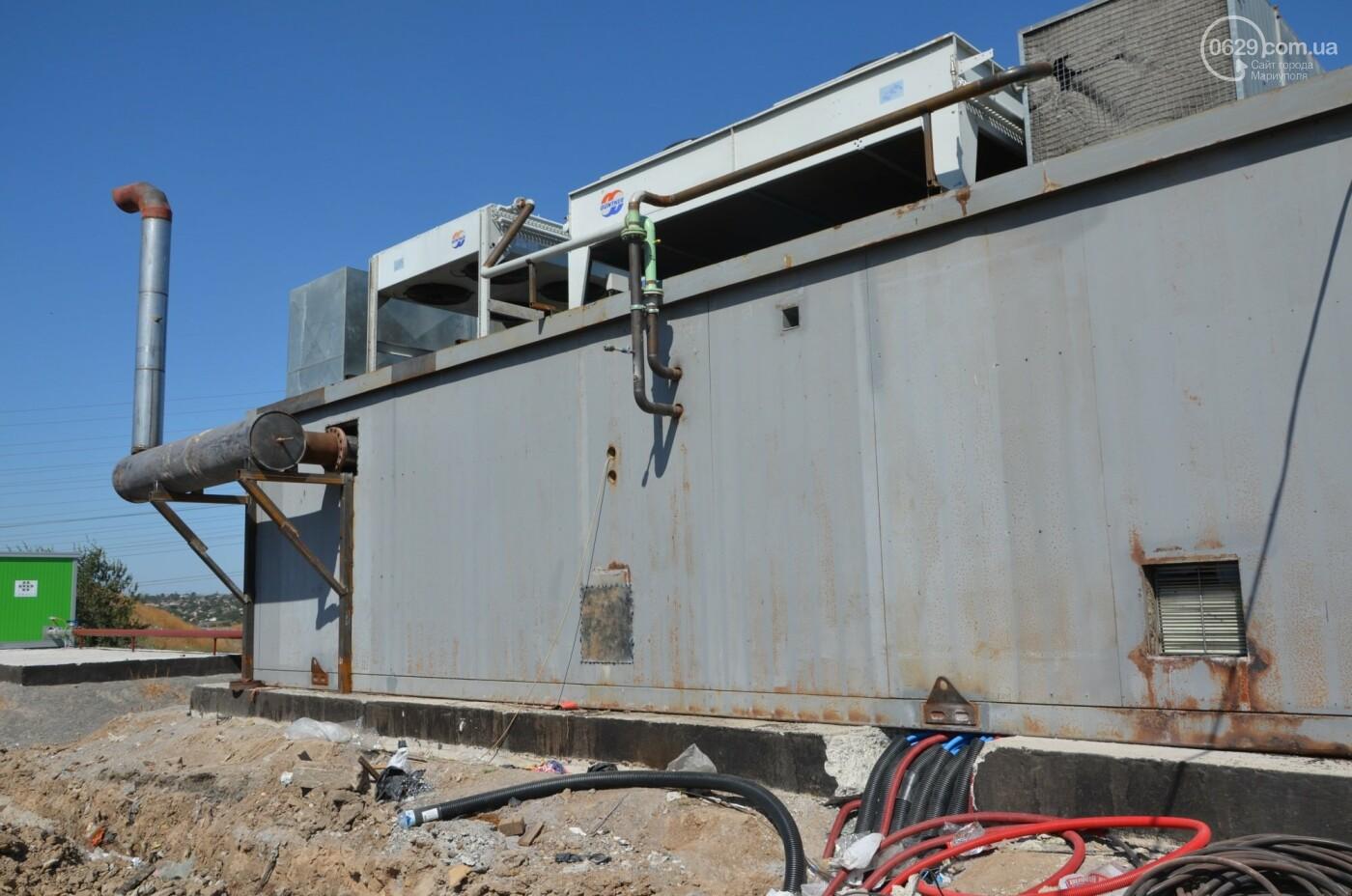 Как в Мариуполе свалочный полигон готовится стать «электростанцией», - ФОТОРЕПОРТАЖ, фото-8
