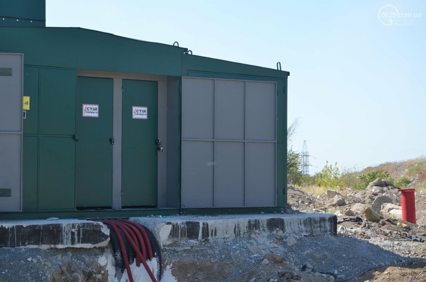 Как в Мариуполе свалочный полигон готовится стать «электростанцией», - ФОТОРЕПОРТАЖ, фото-12