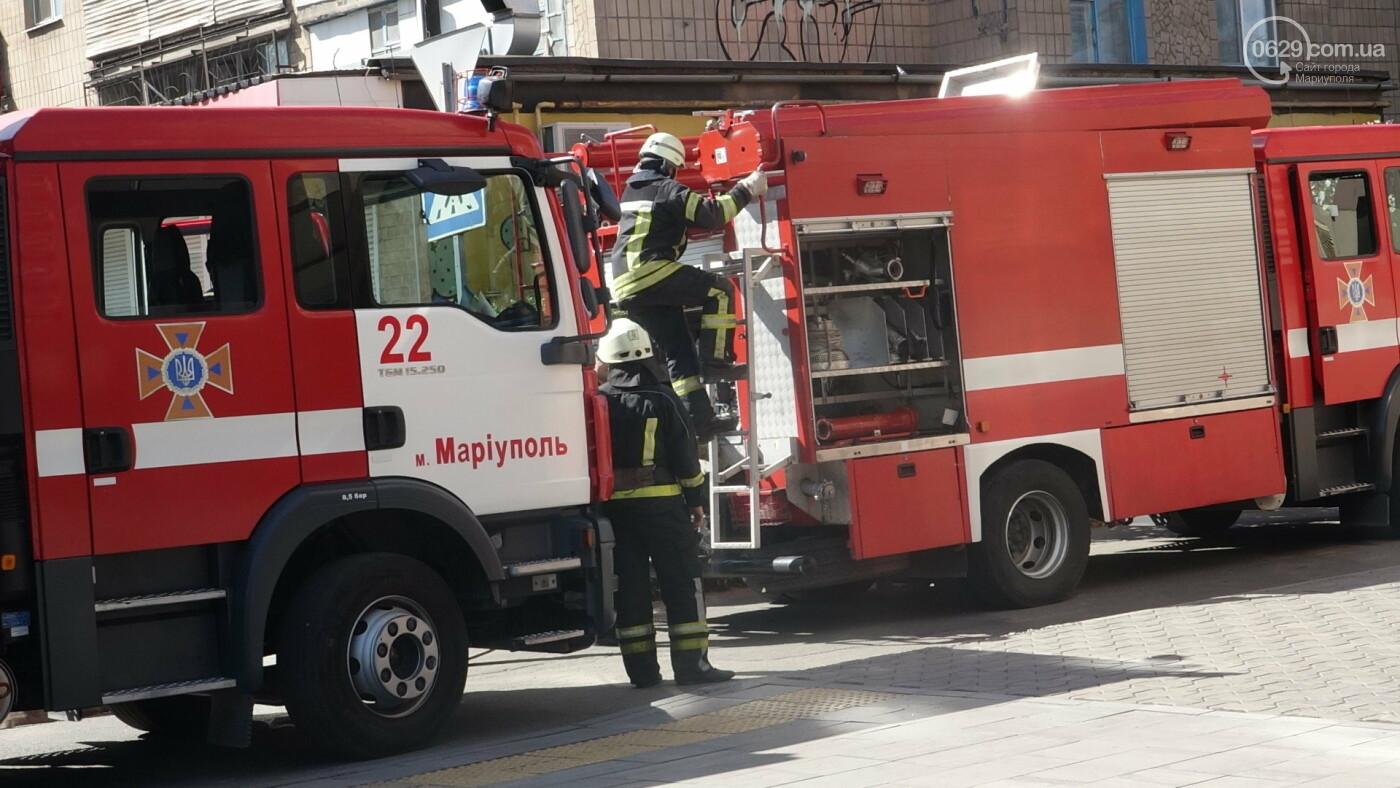 """В Мариуполе горело кафе """"BBQ"""",- ФОТО+ВИДЕО, фото-10"""