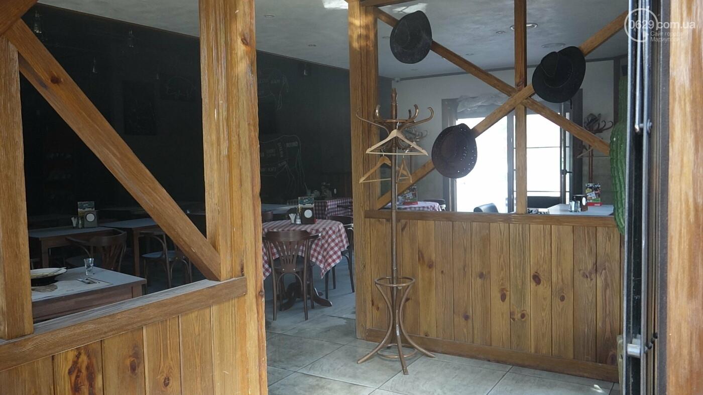 """В Мариуполе горело кафе """"BBQ"""",- ФОТО+ВИДЕО, фото-5"""