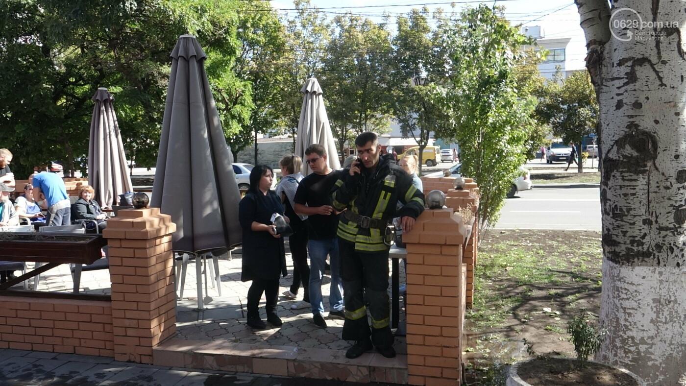 """В Мариуполе горело кафе """"BBQ"""",- ФОТО+ВИДЕО, фото-6"""