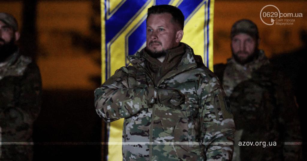 """В строю навечно. """"Азов"""" под Мариуполем почтил память погибших побратимов, - ФОТО, фото-7"""