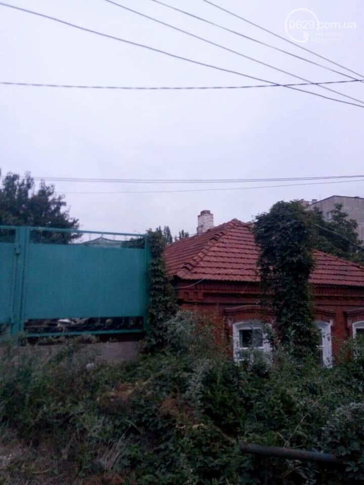 Жители улицы Одесской сами подняли аварийные провода, не дожидаясь ДТЭК,- ФОТО, фото-5