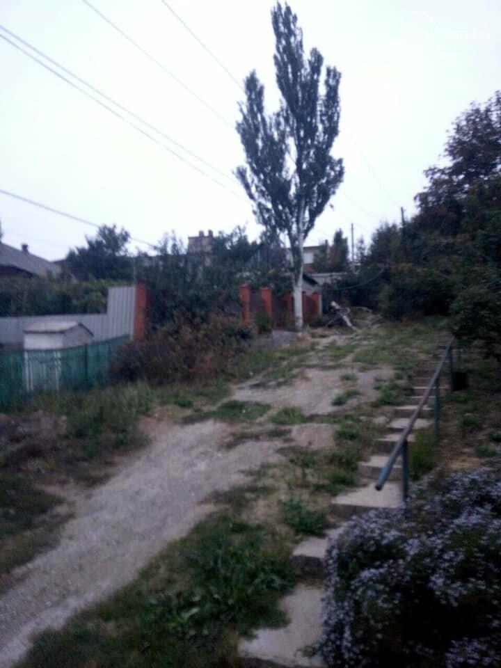 Жители улицы Одесской сами подняли аварийные провода, не дожидаясь ДТЭК,- ФОТО, фото-3