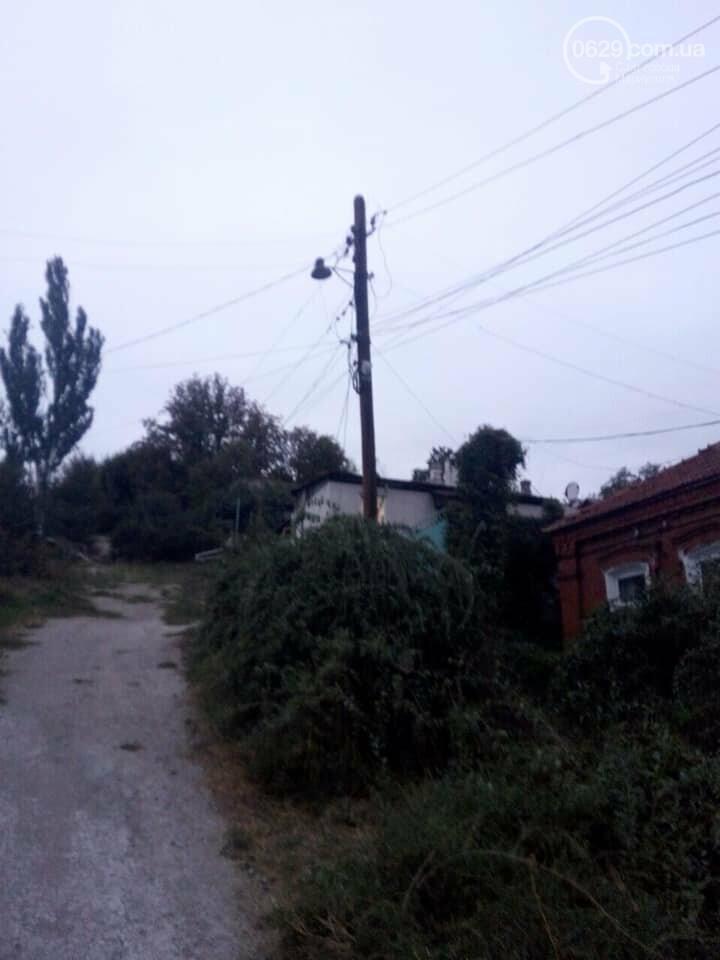 Жители улицы Одесской сами подняли аварийные провода, не дожидаясь ДТЭК,- ФОТО, фото-4