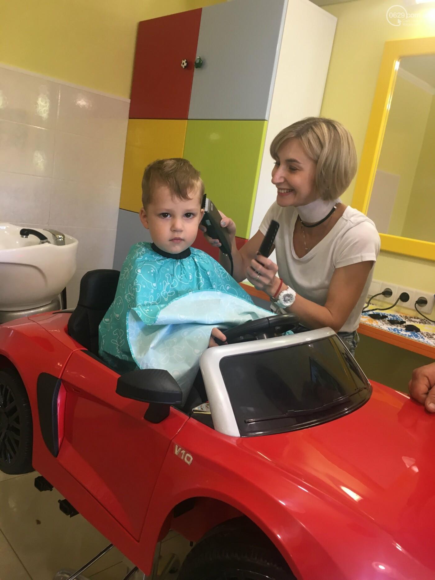 Открытие первой детской парикмахерской в Мариуполе!!!, фото-2