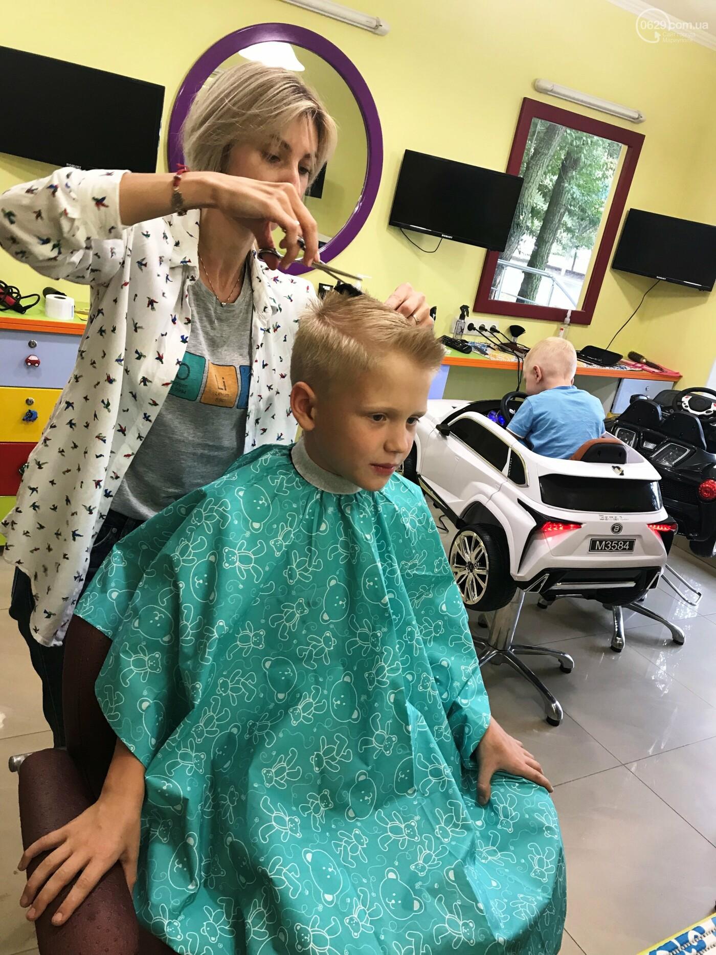 Открытие первой детской парикмахерской в Мариуполе!!!, фото-6