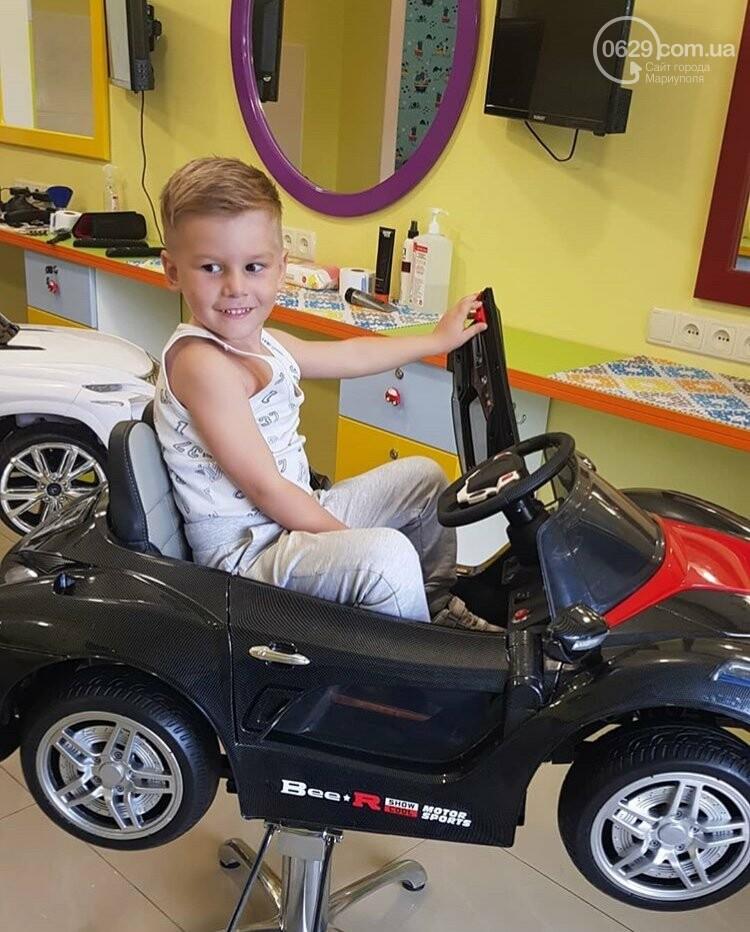 Открытие первой детской парикмахерской в Мариуполе!!!, фото-9