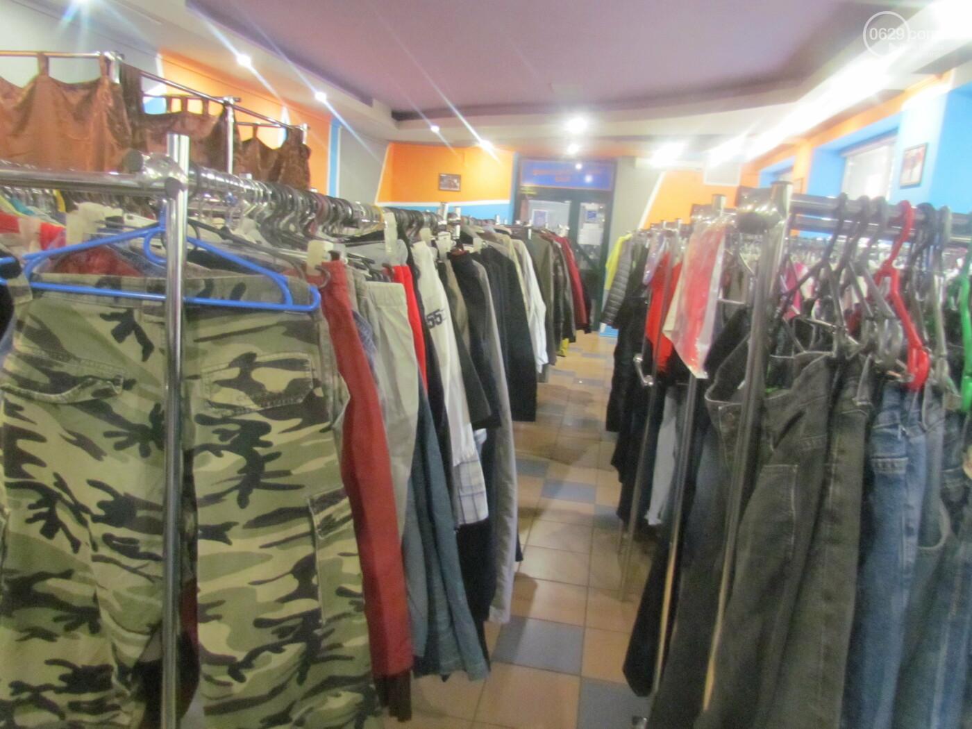 После войны. Как мариуполец, вернувшись с фронта, открыл европейский  магазин одежды, - ФОТО, фото-4