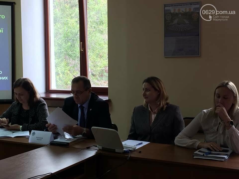 Юристы в Мариуполе обсудили вопросы  деоккупации Донбасса, - ФОТО, фото-4