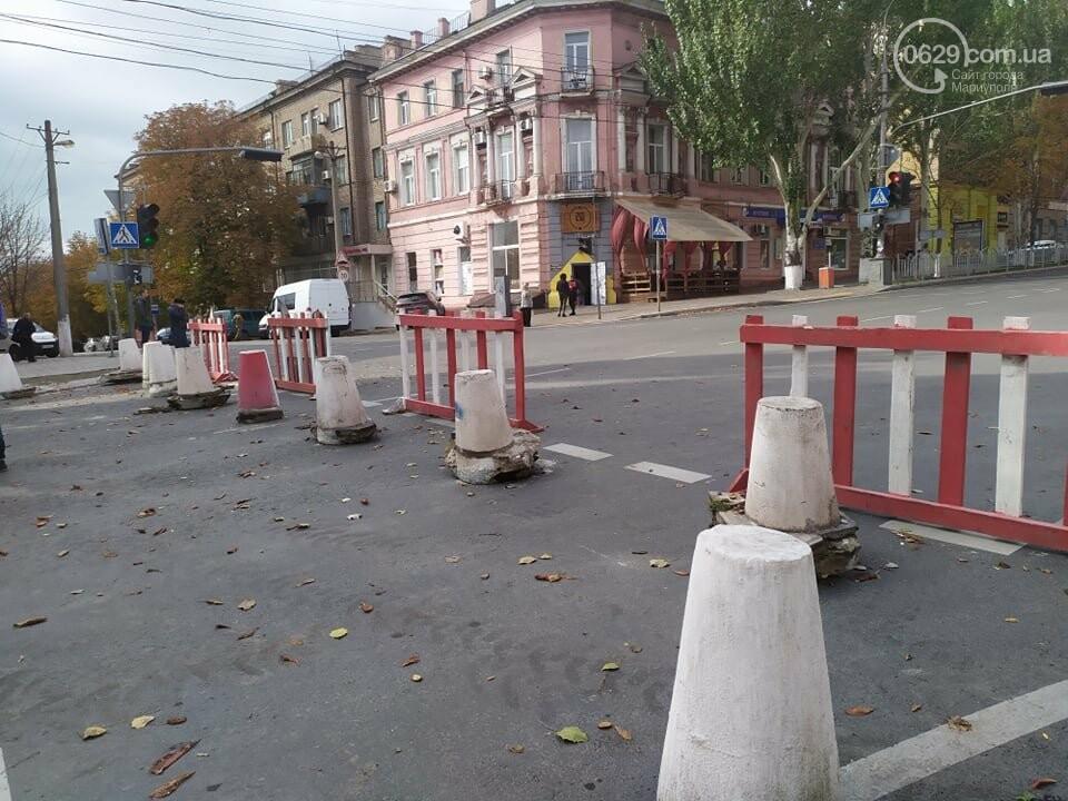 Ремонт проспекта Мира в Мариуполе завершат 28 октября, - ФОТО, фото-3