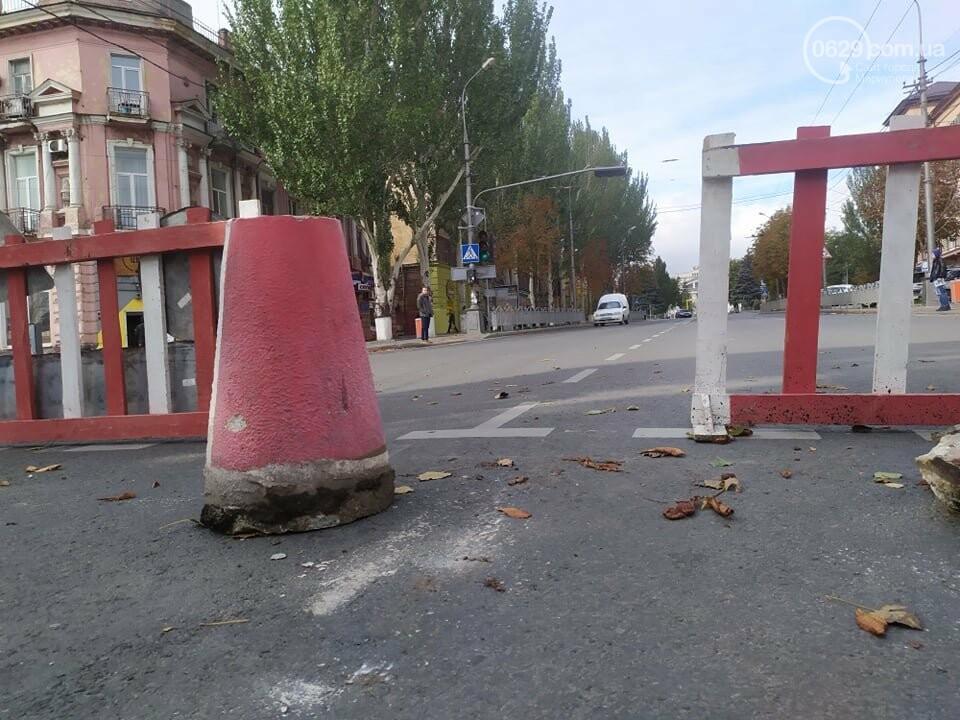Ремонт проспекта Мира в Мариуполе завершат 28 октября, - ФОТО, фото-1