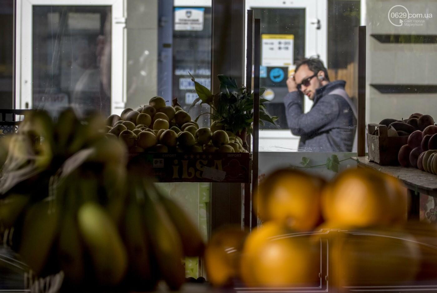 «Уставшее лето».  Фоторепортаж с осенних улиц Мариуполя, фото-10