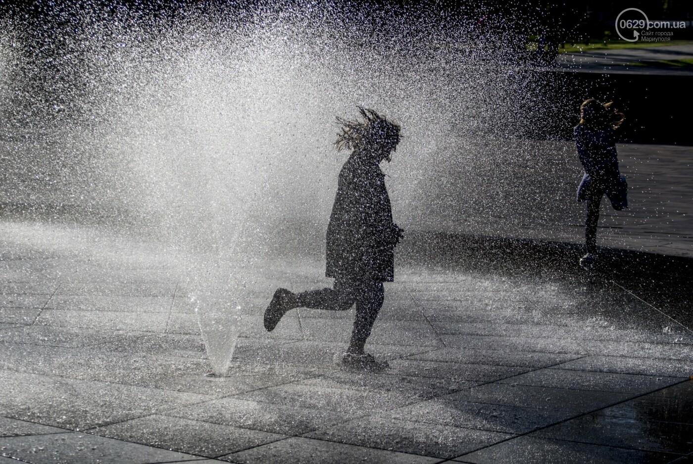 «Уставшее лето».  Фоторепортаж с осенних улиц Мариуполя, фото-7