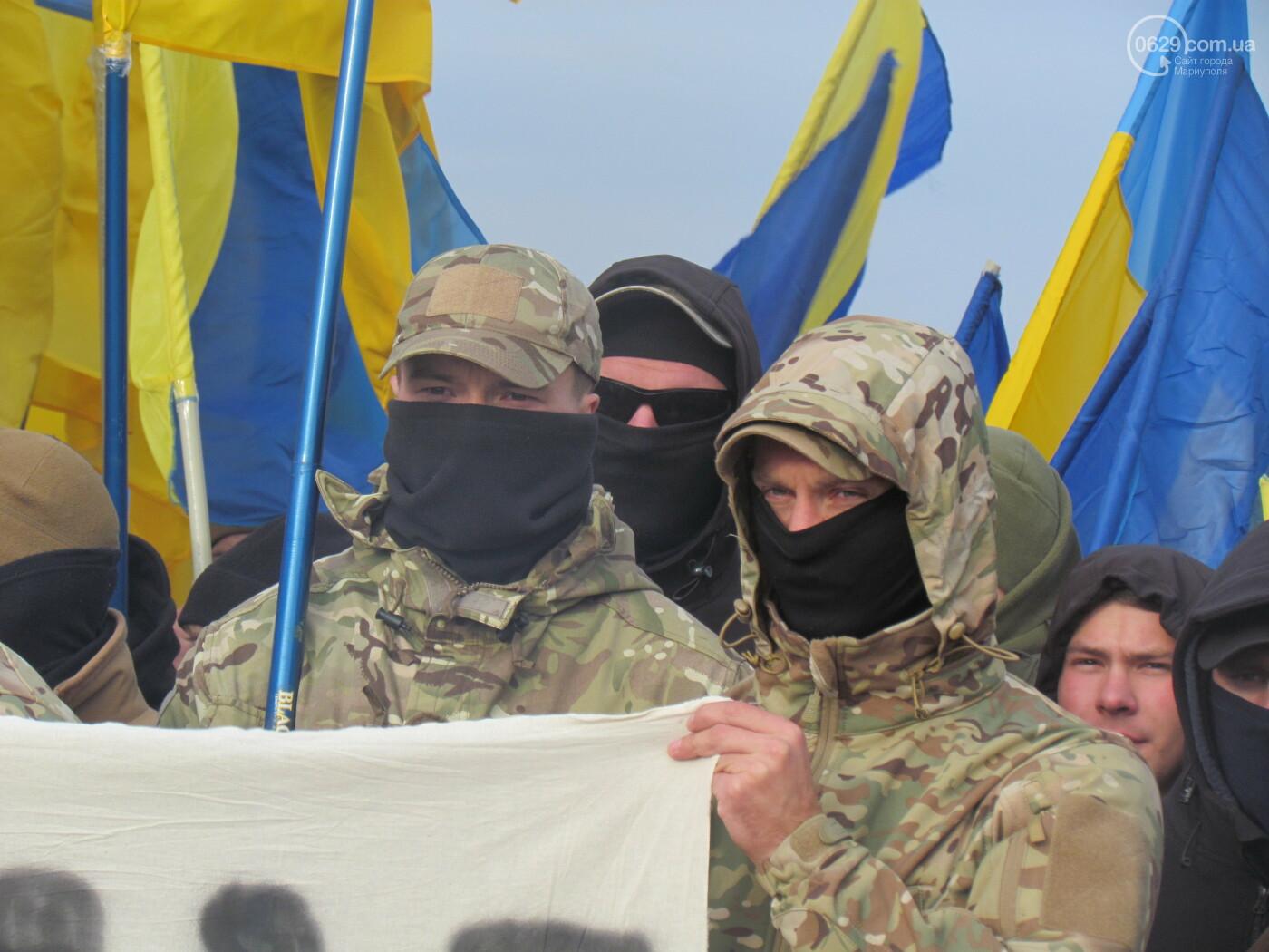 «Мы — последний блокпост». Волонтеры и ветераны провели акцию в Золотом, - ФОТО, ВИДЕО, фото-5