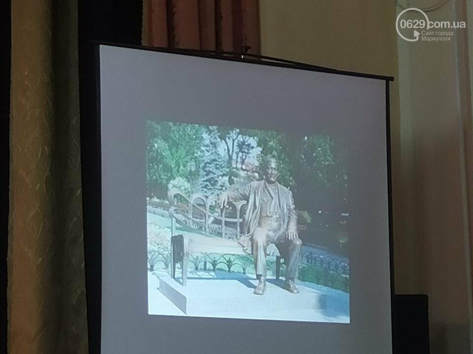 Стало известно, как будет выглядеть и где установят памятник учителю в Мариуполе, - ФОТО , фото-7