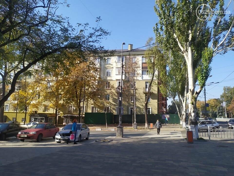 Стало известно, когда в Мариуполе закончится реставрация домов вокруг Театрального сквера, - ФОТО, фото-10