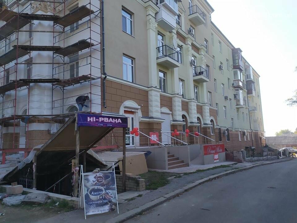 Стало известно, когда в Мариуполе закончится реставрация домов вокруг Театрального сквера, - ФОТО, фото-2