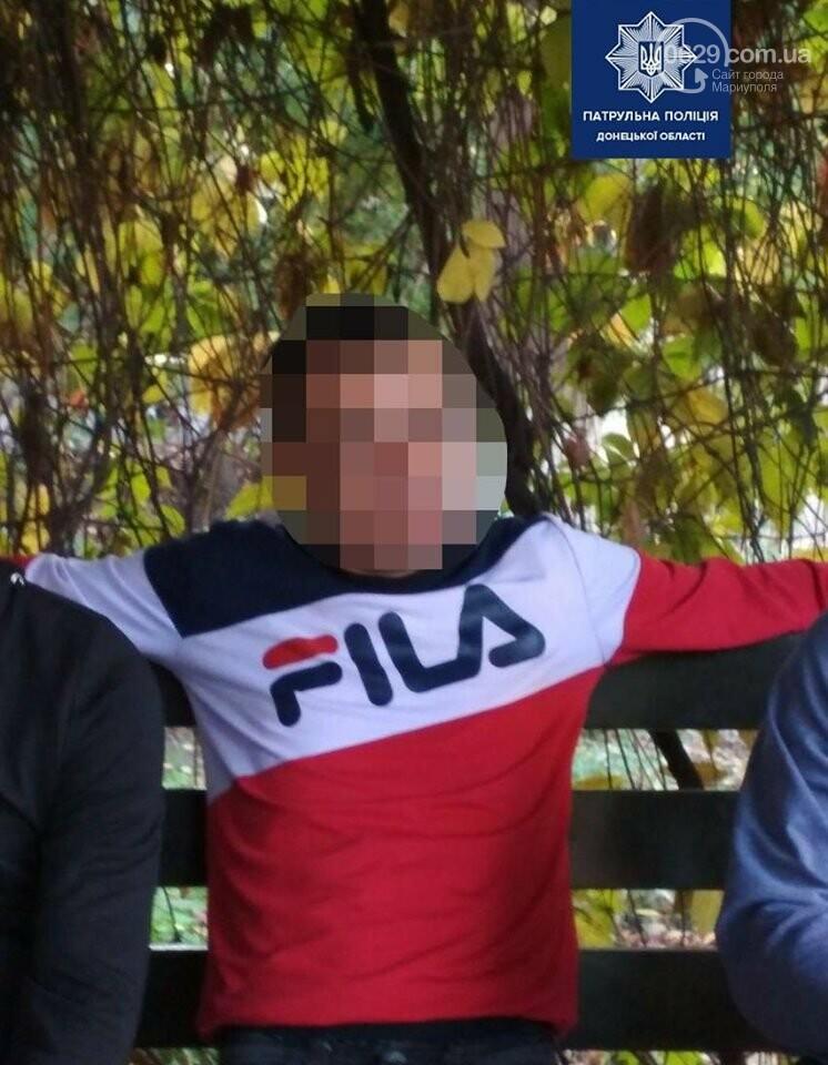 В центре Мариуполя трое мужчин напали на прохожего, - ФОТО, фото-3