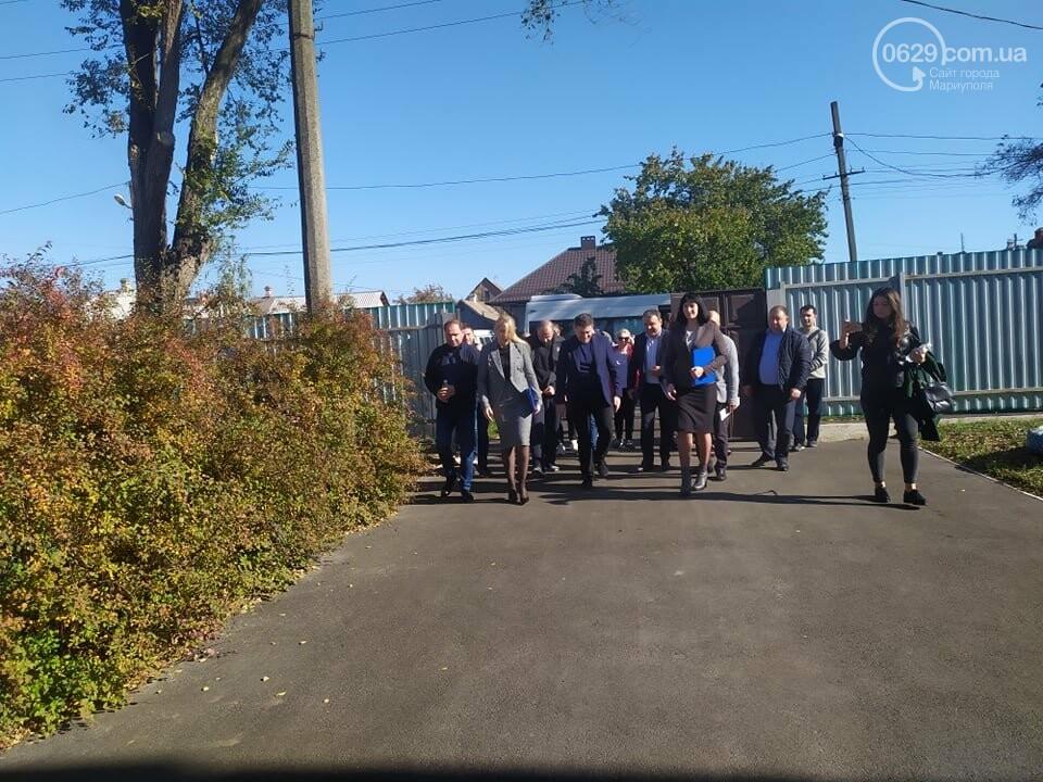Жителям Широкино пообещали открыть дорогу в разрушенное село, - ФОТО, фото-4