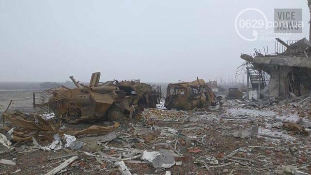 Доброволец Александр Пивоваров сгорел в БТР, подбитом российским танком, - ФОТО, фото-1