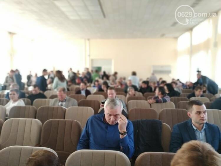 В Мариуполе стартовала сессия горсовета,- ФОТО, ВИДЕО ОН-ЛАЙН, фото-3
