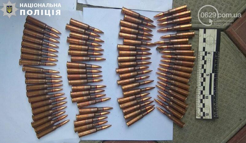 Мариупольцы сдали 47 единиц оружия в полицию, - ФОТО, фото-2