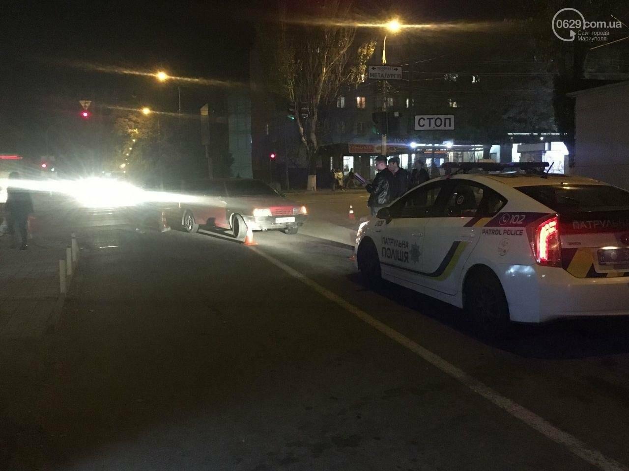 В Мариуполе на пешеходном переходе сбили женщину, - ФОТО, фото-2