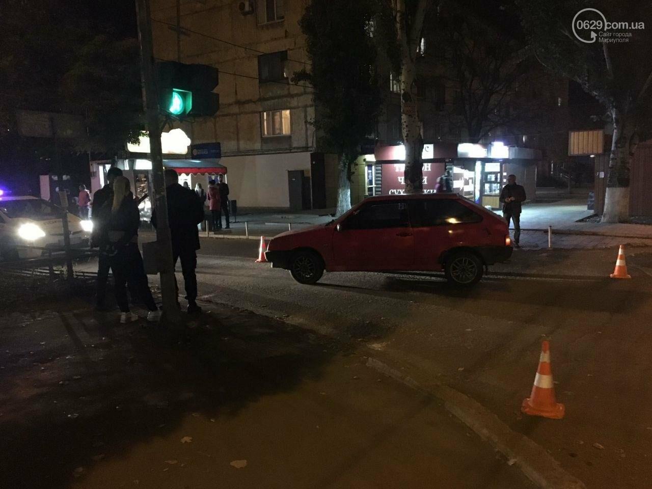 В Мариуполе на пешеходном переходе сбили женщину, - ФОТО, фото-3