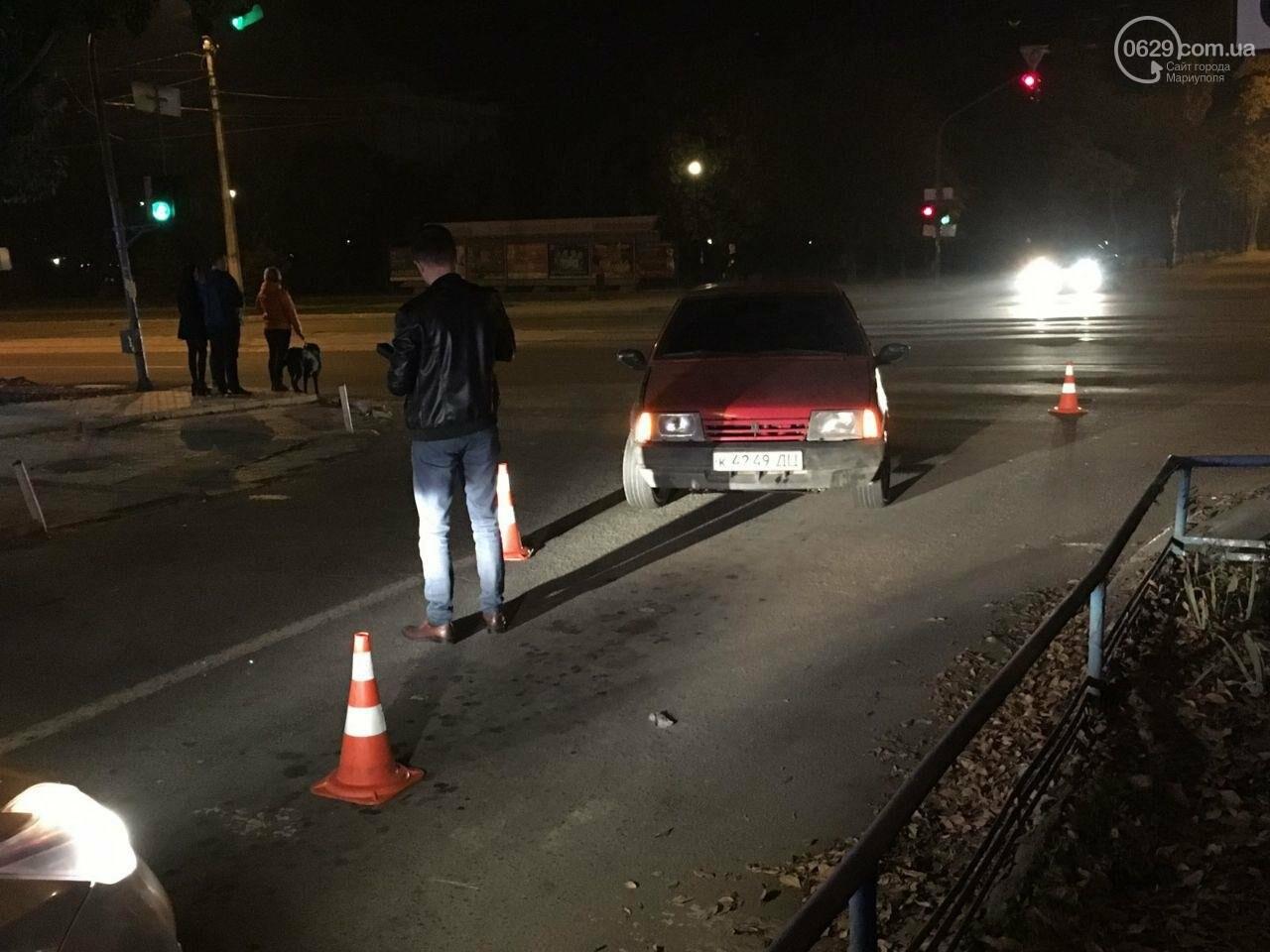 В Мариуполе на пешеходном переходе сбили женщину, - ФОТО, фото-4