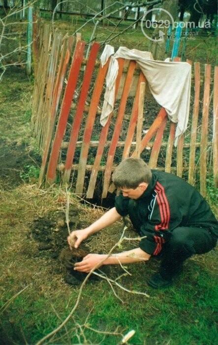 Морпех получил смертельное ранение под Мариуполем, - ФОТО, фото-1
