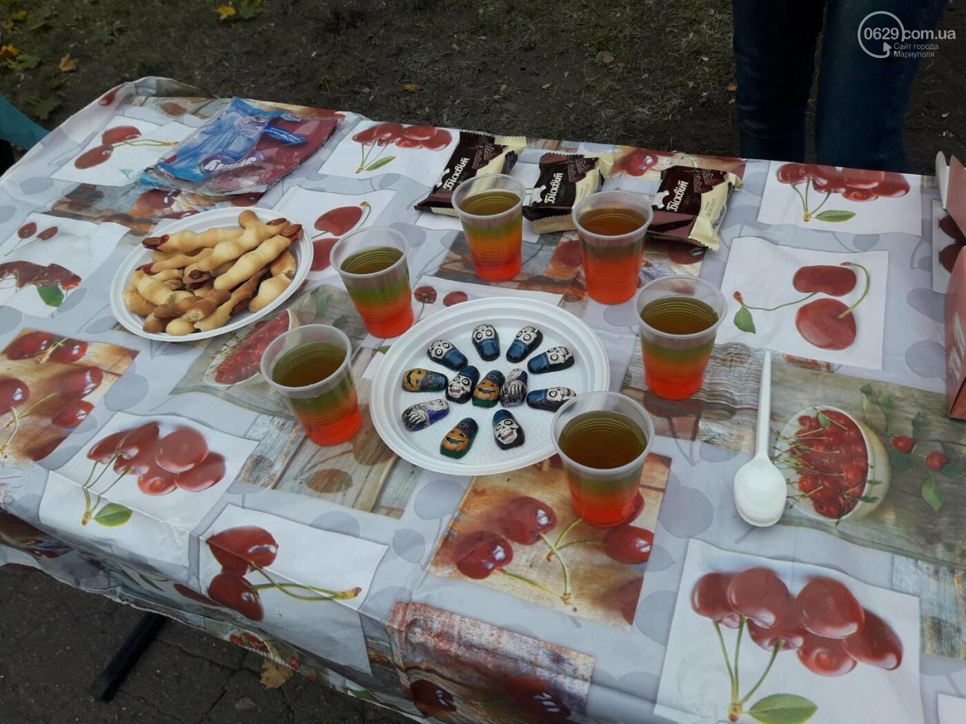В мариупольской школе торгуют тыквами и сладостями,чтобы помочь Данилу Лысых, - ФОТО, фото-4