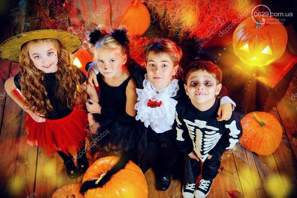 Хеллоуин в Мариуполе. Где и как можно пощекотать себе нервы, фото-4